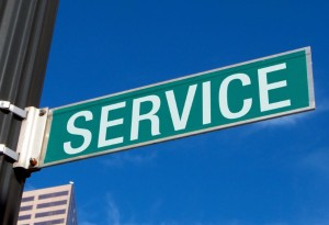 Service-Sign